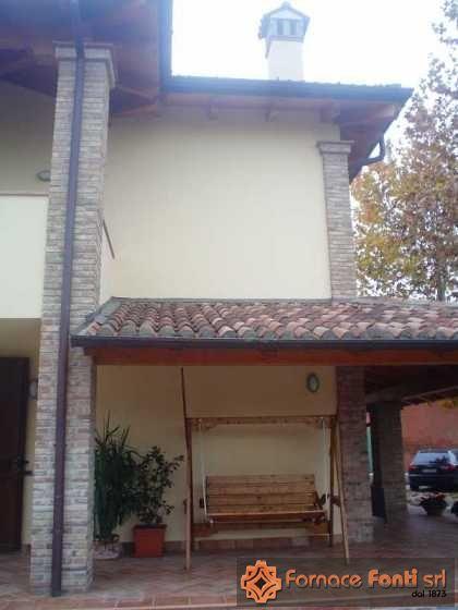 Restauro casale a Bologna