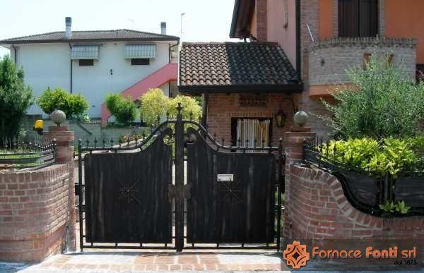 Muratura esterna villa frassinelle - Recinzione casa prezzi ...