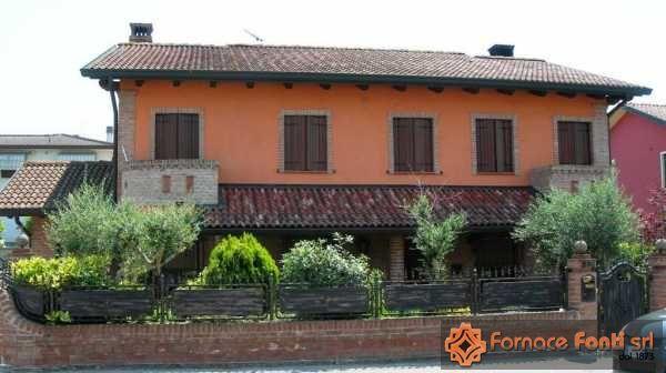 Visualizza album foto:Muratura esterna villa Frassinelle (9)