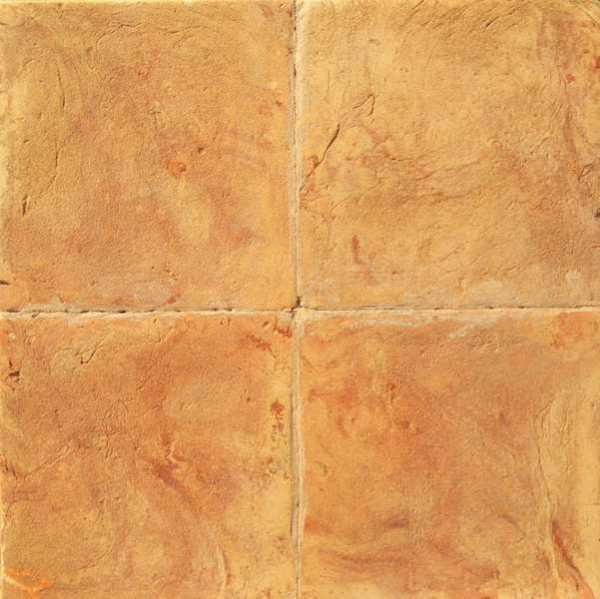 Tavella quadra gialla venata