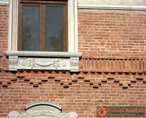 Privatetrust blog - Cornici finestre in mattoni ...
