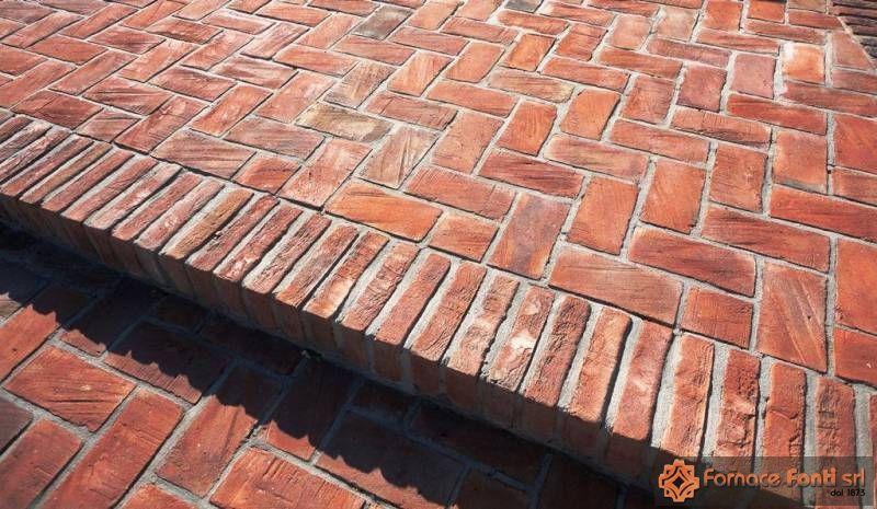 Listello in cotto catalogo pavimenti in cotto - Cotto per scale ...