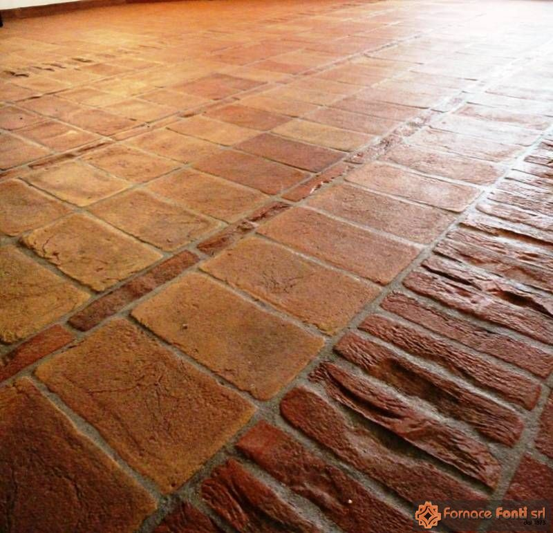 Tavella rossa - Catalogo pavimenti in cotto