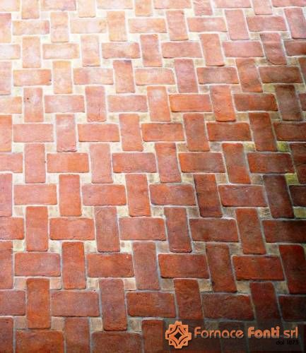Visualizza album foto:Pavimento stuoia in tavelle (16)