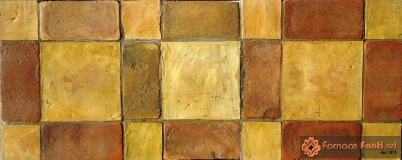Tavella quadra e rettangolare