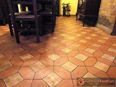 pavimento losanga bicolore04
