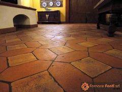 pavimento losanga bicolore10