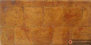 tavella quadra gialla v rossa