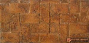 tavella rettangolare rustica