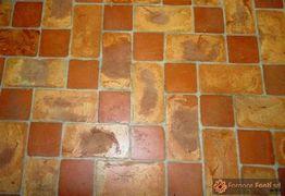 pavimento in cotto rosso e giallo01