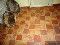 pavimento in cotto rosso e giallo04