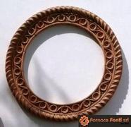 cornice corda e cerchio